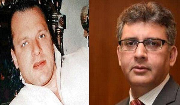 David Headley's Pakistani half-brother Danyal Gilani came to Delhi for Vajpayee funeral