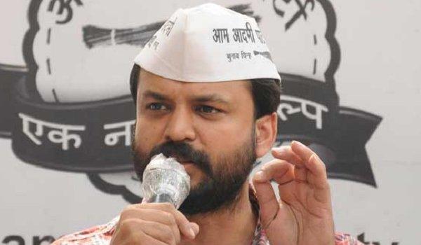Ashish Khetan Breaks Silence Over Quitting Aam Aadmi Party