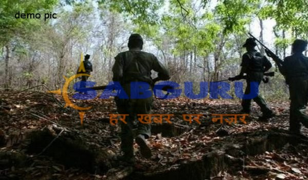 security forces kill 15 Naxals  in an encounter at sykuma in Chhattisgarh