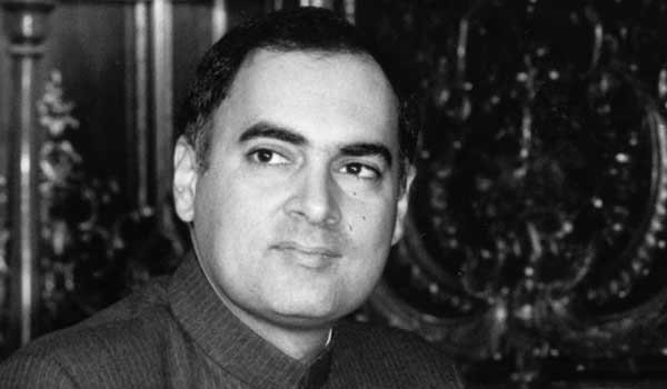 rajiv gandhi was born in bombay on 20th august 1944
