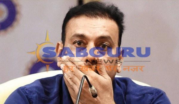 Ravi Shastri caught napping during India vs England 1st Test at edgbaston