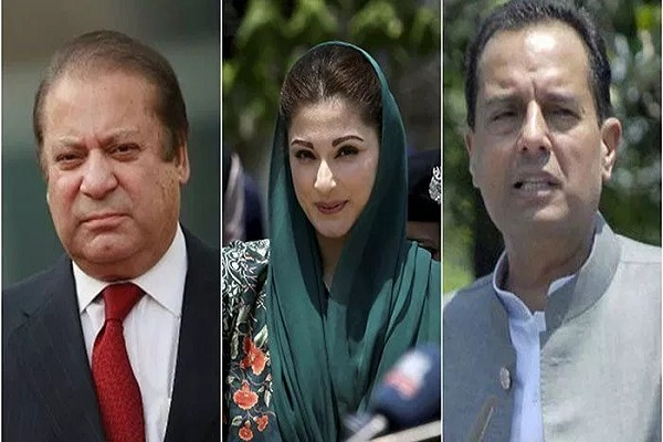 Nawaz Sharif's family to celebrate Eid al-Juhah in jail
