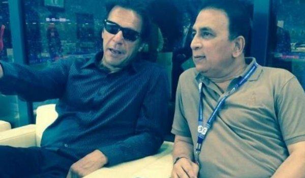 Sunil Gavaskar to skip imran khan oath taking ceremony as PM