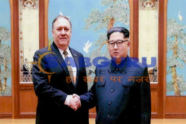 Expected to take the promise of nuclear disarmament from Korea: America