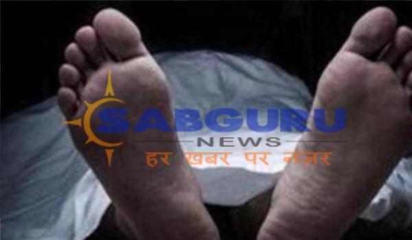 Worker dies due to Surasagar pond wall collapsed in Bikaner