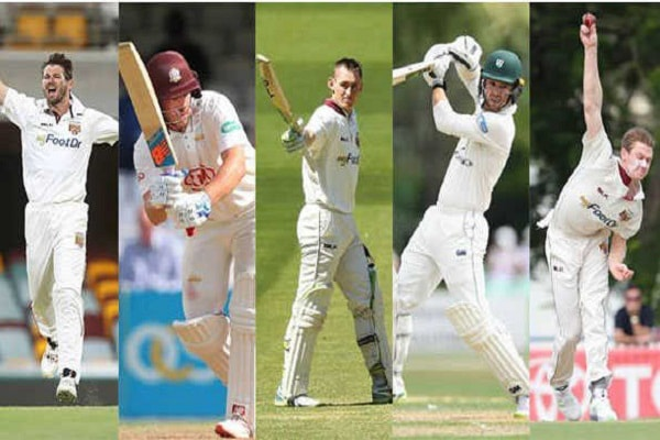 Five new players in the Australian team against Pakistan