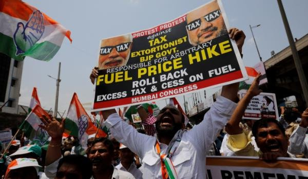 Opposition calls bharat bandh on september 10 over fuel prices hike