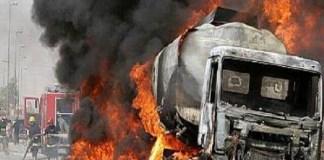 35 killed in gas tanker blast in Nigeria