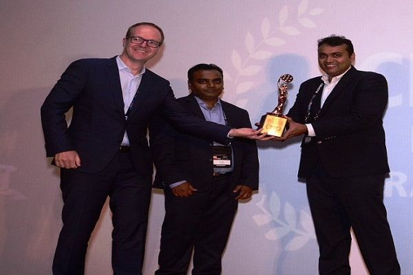 "Cinépolis, India is the ""Most Trusted Brand of the Year"" Award at 3.0 Edition - Big Cine Expo 2018"