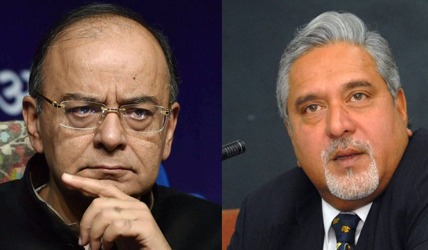 Arun Jaitley ignores the claims of Vijay Mallya, calls it 'factually incorrect'