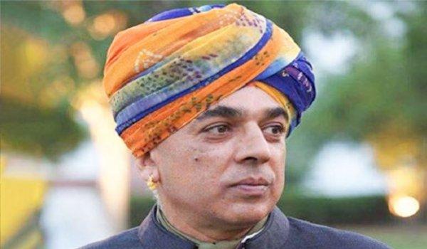 bjp mla manvendra singh slams his party in swabhiman rally in barmer