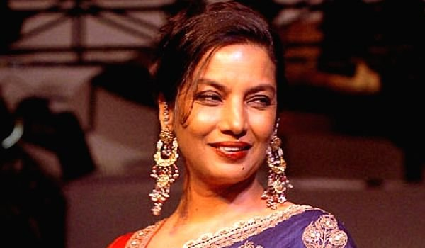 shabana azmi born on 18 September 1950