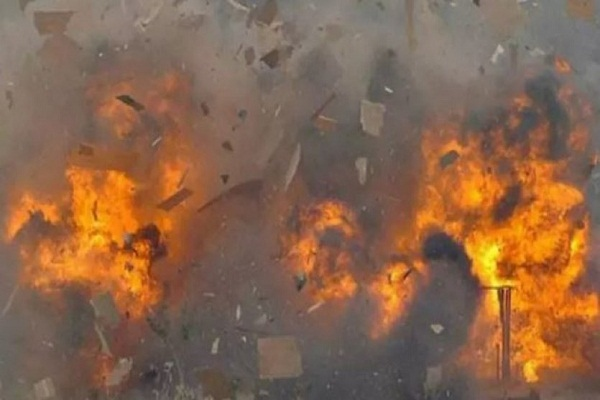 blast in chemical factory in Bijnore death of six workers