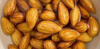 Benefits of almonds daily