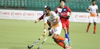 India beat Korea 4-1 in Hero Asian Champions