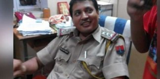 rajasthan : SI and constable shot dead by unidentified men in sikar