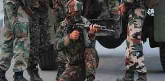 Two militants of Pulwama district stack, many injured