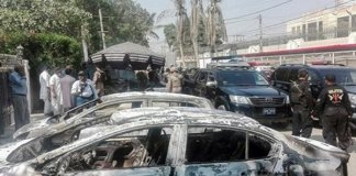 seven 7 killed in Terrorist Attack on Chinese Consulate in Pakistan