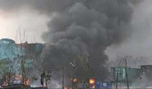 China factory explosion kills two, injures 24