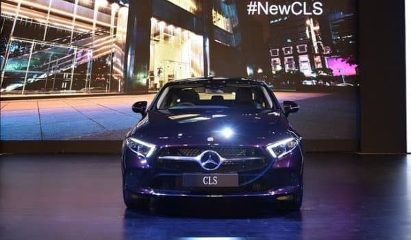 Mercedes Benz india launches CLS 300D, price at Rs 84.70 lakh