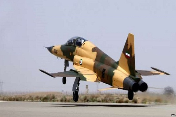 Iran Launches Fourth Generation Fighter Planes