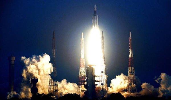 ISRO successfully launches communication satellite GSAT-29