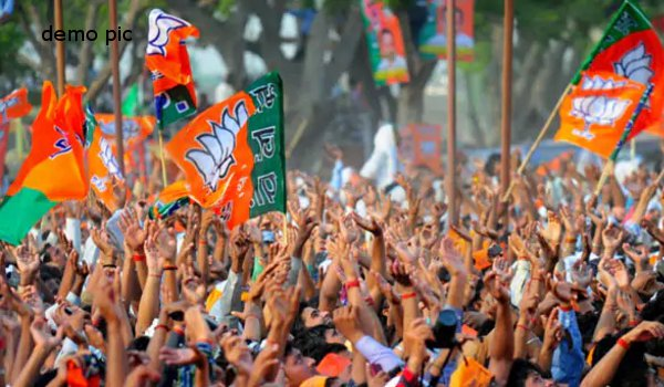 BJP workers opposes candidate from Kishangarh and Ramganj Mandi constituency