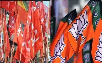 Tripura : Clashes between BJP-CPI (M) supporters, 54 injured
