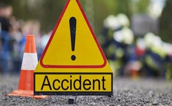 Four people died in road accidents in Barabanki