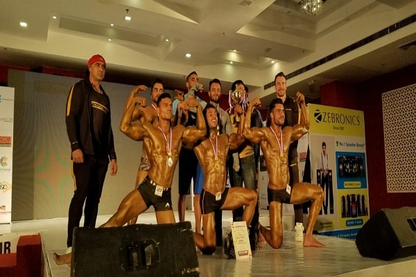 Bodypower Heavy Success in jaipur