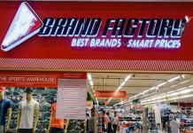 brand factory store Free shopping weekend resumes
