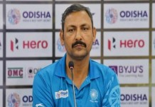 Harendra Singh asked Umpiring decisions due to India's defeat