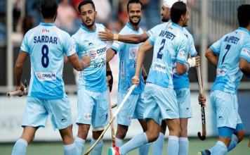 India to fly to Holland in semi-finals
