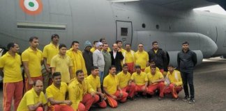 Navy sends divers to Meghalaya to rescue trapped miners