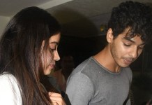 Ishaan Khattar not going to date to Jahnavi Kapoor