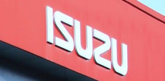 Isuzu's vehicles will cost up to four percent