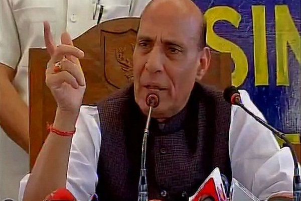 Ready to help India in fighting terrorism- Rajnath Singh