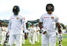 Sri Lanka vs New Zealand 1st test draw