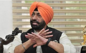 Punjab leader Sukhpal Singh Khaira resigns from AAP