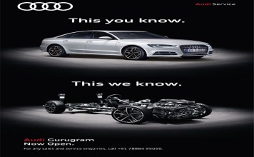 Audi Gururam started operations in Delhi NCR by launching 'Sales and Service'