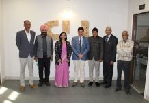 AICTE Vice Chairman Poonia visits Bhartiya Skill Development University in Jaipur