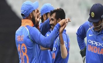 Yusufendra Chahal's six wickets aggenst Australia