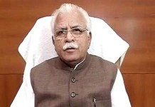cm Manohar Lal Khattar speech Action on illegal senders abroad