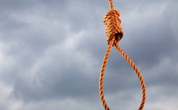boy suicide by hanging in love affair in Taraysuganj