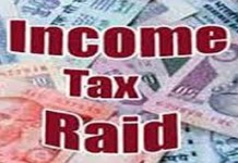 Income Tax department raids 12 locations including Lucknow