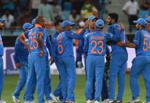 Team India's victory chariot in New Zealand after Australia
