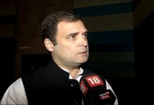 News18 India Exclusive interview of Rahul Gandhi
