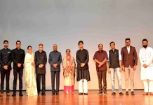 President Kovind seen Manikarnika movie in Rashtrapati Bhavan