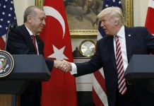 Erdogan and Donald Trump agree to accelerate talks to build security zone in Syria