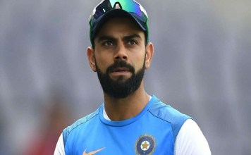 Virat Kohli adjourned Indian Sports Association